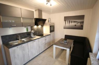 Küche Hotel Apartment Tortuga Grafenwöhr